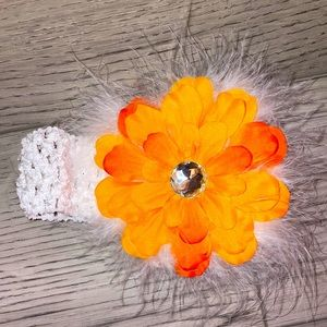 Child's Flower Headband